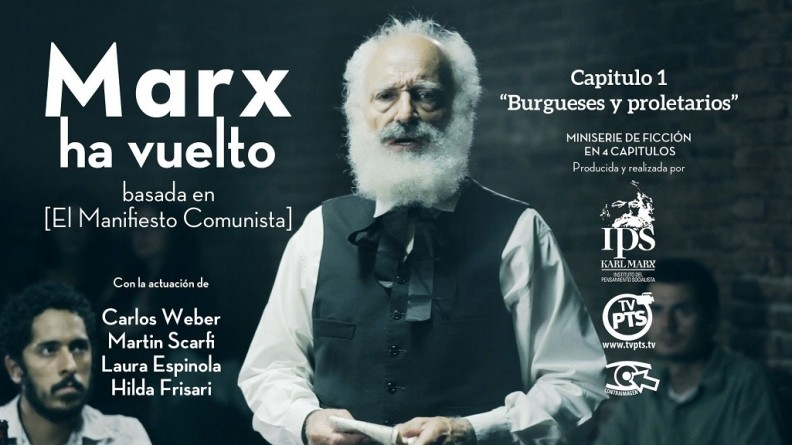 Marx Geri Döndü Tv Dizisi – 1. Bölüm – Burjuvalar ve Proleterler (Türkçe Altyazılı)